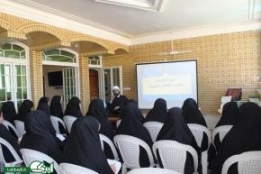زائرین عتبات دانشگاهیان لرستان در اردوی زیارتی قم- جمکران شرکت نمودند