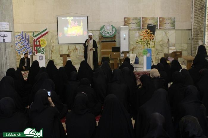 زیارت دوره ویژه کاروان های دانشگاهی در نجف اشرف برگزار شد