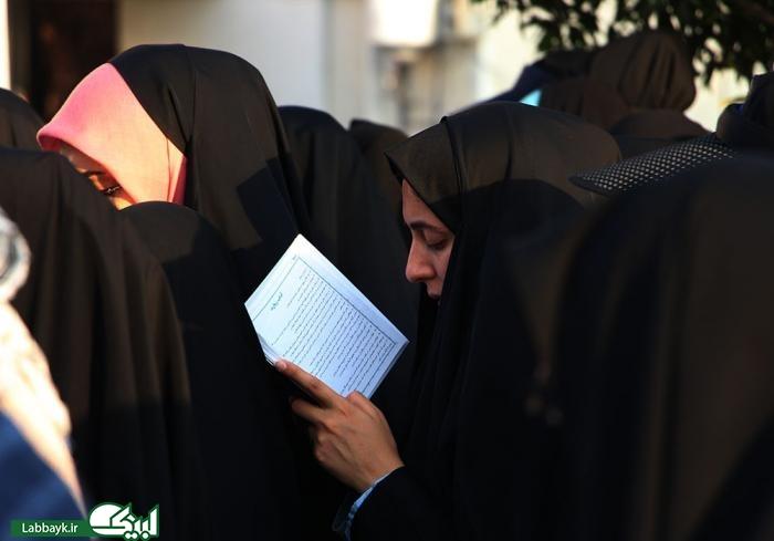 سلام پراشک دانشگاهیان به سالار شهیدان/تصاویر