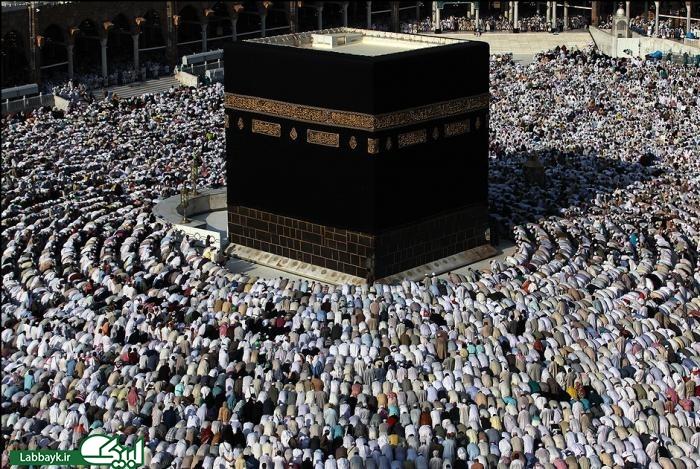 نماز جماعت در مسجد الحرام