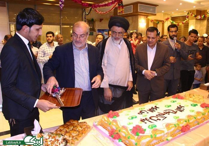 جشن ازدواج حضرت علی(ع) و حضرت زهرا(س)در هتل دانشجویی
