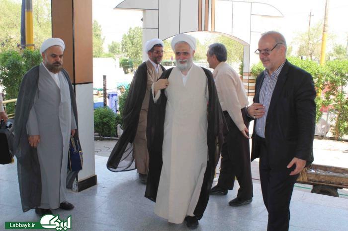 رئیس نهاد نمایندگی مقام معظم رهبری در دانشگاه ها وارد نجف اشرف شد