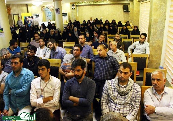 دانشگاهیان خادمان افتخاری مراسم دعای عرفه در حرم های مطهر کربلا
