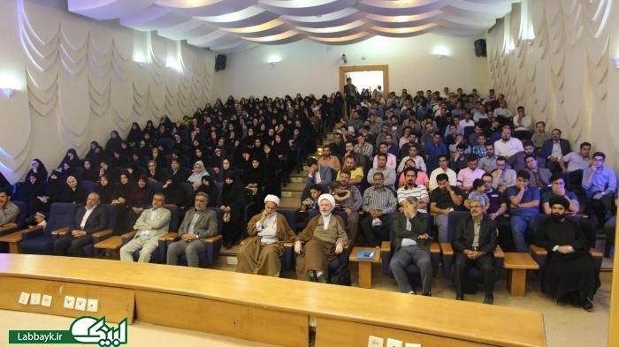 حضور ۳۵۰ زائر دانشگاهی در همایش عتبات دانشگاهیان خراسان رضوی