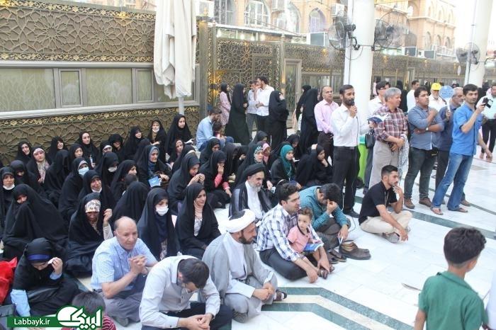 همزمان با عید سعید غدیر کاروان های دانشگاهی وارد نجف می شوند