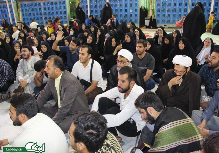 وداع کاروان های دانشگاهی با طعم عید بزرگ شیعیان جهان