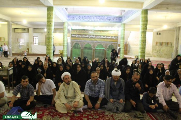 جشن عید سعید غدیر با حضور دانشجویان در صافی صفا برگزار شد