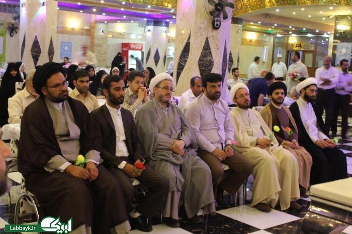 جشن عید غدیرخم در هتل دانشجویی نجف اشرف برگزار شد