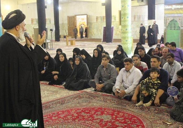 جوانان دانشگاهی باعث سربلندی ایران در کشور عراق هستند