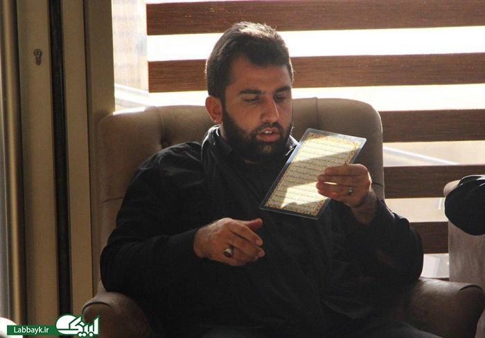 اهمیت بالای قرائت قرآن و نماز اول وقت در میان زائرین دانشگاهی عتبات