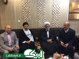 رییس و نمایندگان ستاد در عتبات وارد عراق شدند
