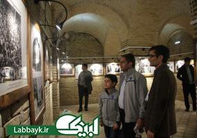 زائران دانشگاهی به دیدن تاریخ انقلاب اسلامی ایران رفتند