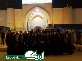 گزارش تصویری کاروان عمار استان البرز