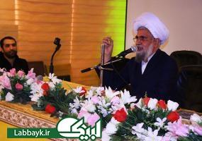 پرچم سرخ قبّه حسینی، نشان تدوام نبرد حق و باطل است