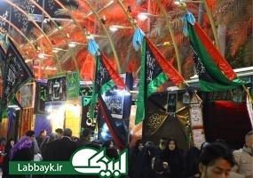 حال و هوای کربلا در ایام شهادت حضرت زهرا(س)/گزارش تصویری