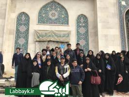 گزارش تصویری کاروان راهیان کربلا از استان البرز