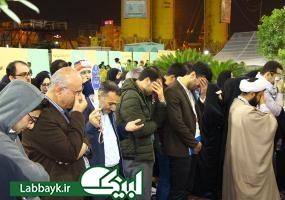 باب القبله ؛ موعد اولین دیدار زائران دانشگاهی با سید الشهدا(ع)