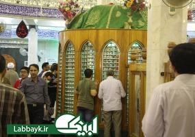 مسجدحنانه؛مقصد زائران دانشگاهی در نجف اشرف
