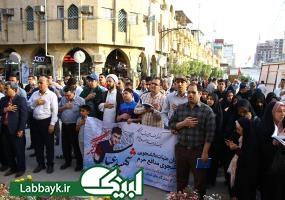 دانشجویانی که به نیابت از شهید مدافع حرم دهه هفتادی،سیدالشهدا(ع) را زیارت کردند