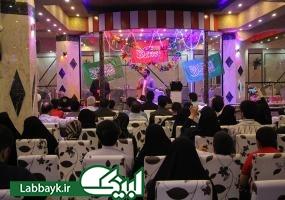 جشن میلاد امیرمومنان(ع)با حضور زائرین دانشگاهی در نجف اشرف برگزار شد