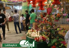 برگزاری جشن های باشکوه اعیاد شعبانیه در نجف اشرف