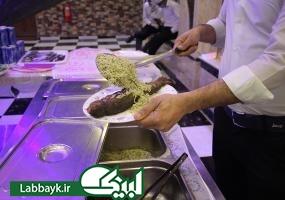پشت صحنه خدمت در هتل های دانشگاهیان در نجف اشرف