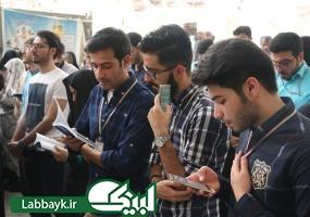 ورود چهار کاروان دانشجویی در روز ولادت حضرت ولیعصر (عج) به نجف اشرف