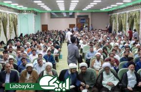 مراسم احياي شب نيمه شعبان در حرم امام حسين(ع) برگزار شد