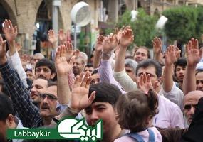 تشرف دسته جمعی دانشجویان سفر اولی به حرم سیدالشهدا(ع)
