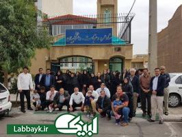 برگزاری اردوی پس از سفر عتبات به استان قم با حضور ۲ کاروان دانشگاهی از استان اصفهان