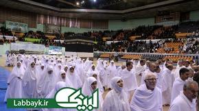 همايش آموزشي- توجيهي زائرين حج تمتع استان تهران برگزار شد