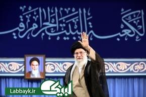 کارگزاران حج  با رهبر معظم انقلاب اسلامی دیدار کردند