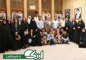 اولین برنامه نجف شناسی در این دوره با حضور کاروان شیراز برگزار شد