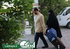 اولین کاروان دانشگاهی نجف اشرف را به مقصد کربلای معلی ترک کرد