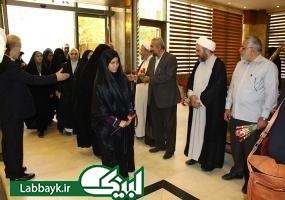 اولین کاروان زائرین دانشگاهی با استقبال مسئولین وارد کربلای معلی شد