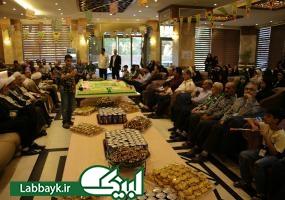 جشن بزرگ عید سعید غدیر خم با حضور کاروان های دانشگاهی در کربلای معلی برگزار شد