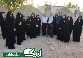 آشنایی با برنامه های نجف / بازدید کاروانهای دانشگاهی از قبرستان وادی السلام