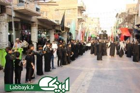 نجف اشرف برای برگزاری تاسوعا و عاشورای حسینی آماده می شود