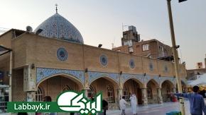 بنیانگذار حوزه علمیه نجف، افتخار تشیع ، شیخ طوسی در نجف اشرف / تصاویر