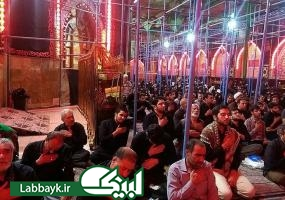 زمزمه دعای کمیل زائران دانشگاهی در خیمه گاه حسینی طنین انداز شد