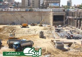 مراحل ساخت صحن عقیله بنیهاشم در جوار حرم امام حسین(ع)/گزارش تصویری