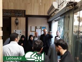 حس و حال متفاوت زائرین دانشگاهی در شهر مقدس کاظمین