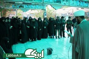 اردوی فرهنگی و زیارتی پس از سفر عتبات دانشجویان اصفهان در شهر مقدس قم برگزار شد