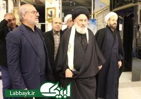 استقبال نماینده بعثه مقام معظم رهبری در نجف اشرف از کاروانهای دانشگاهی