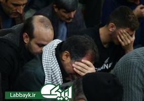 مراسم دعای کمیل با حضور زائرین دانشگاهی در خیمه گاه حسینی برگزار شد