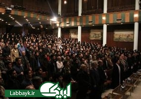 حضور 800 نفری دانشگاهیان تهران در همایش عتبات