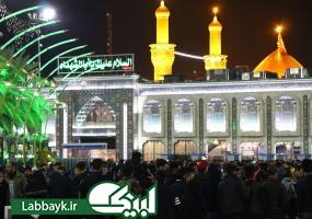 زیارت امام حسین(ع) در شب جمعه