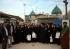 کاروان های دانشگاهی خیمه گاه حسینی را زیارت کردند