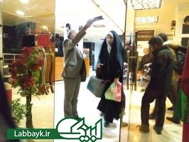 زائرین دانشجو با بدرقه نماینده ستاد کاظمین را وداع گفتند