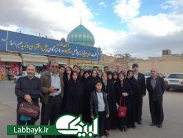 تجدید خاطره و دیدار با دوستان همسفر در اردوی زیارتی پس از سفر عتبات دانشگاهیان